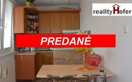 Komplet. zrekonštr. 2,5 izbový byt 65m2, na Bernolákovej, Prešov