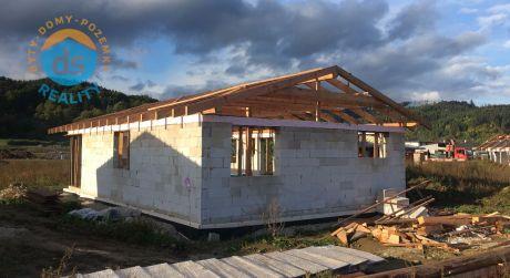 4 izbový rodinný dom č. 1, 524 m2, Svederník - Lipová Alej