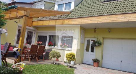 6 - izbový rodinný dom 190m2, pivnica, garáž - Rajka