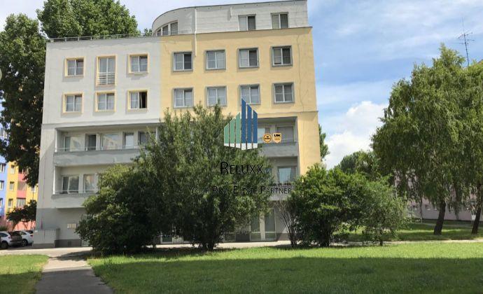 BA V Petržalka predaj bytového domu v celosti ako investičnú príležitosť