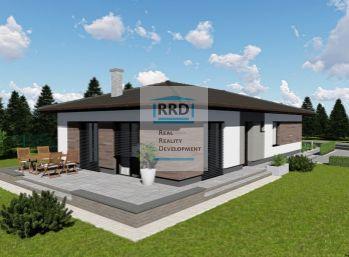 Novostavba bungalovu v Kláštore pod Znievom