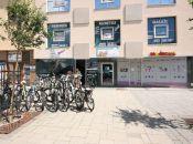 Obchodný priestor na námesti v centre Topoľčian.