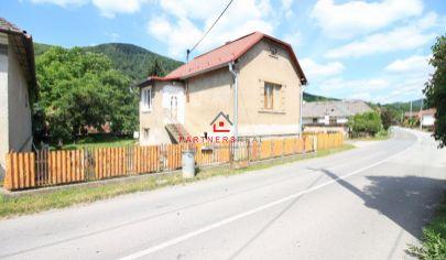 Rodinný dom na predaj,pozemok 630m2, pôvodný stav, Trebejov