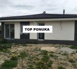 Novostavba 4i. rod. domu - bungalov, výborná lokalita, Chorvátsky Grob