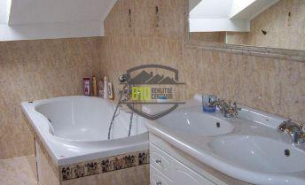 Predaj 3- izbový byt, garáž, krb - Piešťany - 88 m2