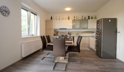# 2 izbový byt  # Malé Leváre  # veľká výmera # záhrada # novostavba # v blízkosti les a zeleň