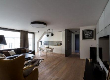 StarBrokers -  PREDAJ 3 - izbový byt, Staré mesto, ul. Štúrova, novostavba, luxusne zariadený, interiér navrhnutý architektom