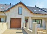 Predaj, radový dom, 326 m2 pozemok, Levél