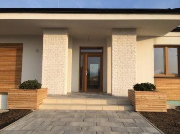 Krásna novostavba bungalovu s rozľahlým pozemkom v Dunajskej Lužnej na prenájom.