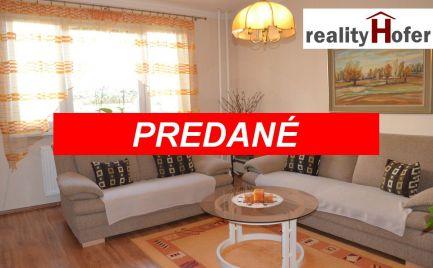 Na predaj 4 izb. byt 81m2 s loggiou za skvelú cenu, Šváby, Prešov