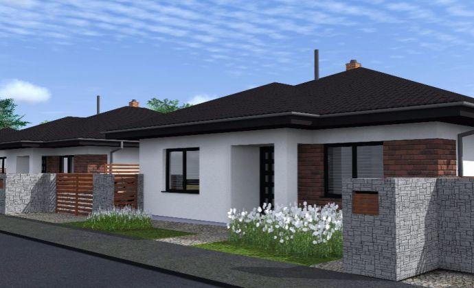 NOVINKA! Kvalitný 4-izbový samostatne stojaci bungalow vo výbornej lokalite!
