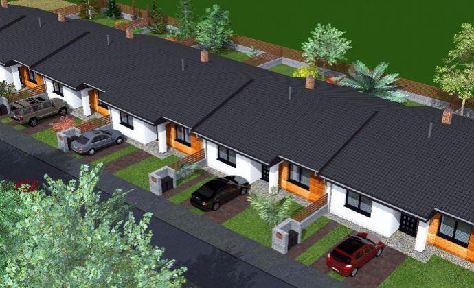 Novostavba kvalitného rodinného domu v radovej zástavbe vo výbornej lokalite!