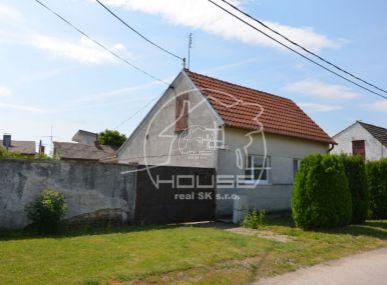 PREDAJ: 3 izb. rodinný dom, Stupava, časť Mást
