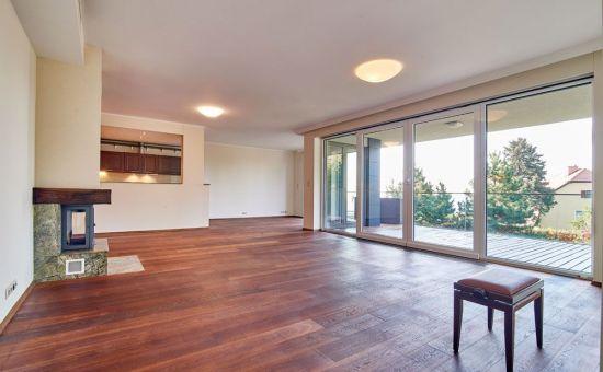 ARTHUR - nadštandartný, luxusný 3-izb. byt v uzavretom objekte, Hradný kopec, Mudroňova ul. - PRENÁJOM