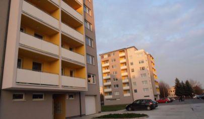 MARTIN 3+1 byt 78,42m2, 2 poschodie, časť Nová Priekopa