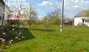 CBF- exkluzívne ponúkame stavebný pozemok v obci Nižná Rybnica.