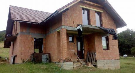 Predaj novostavby pred dokončením v obci Dobroč