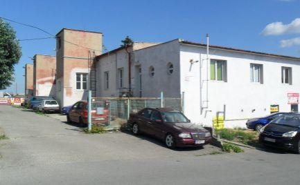 Predám polyfunkčnú halu pre výrobu, obchod, služby v Nitre.