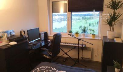 PRENAJATÉ: Luxusne zariadený 2-izbový byt v golfovom rezorte Hrubá Borša, okres Senec
