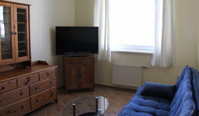 PRENAJATÉ – krásny veľkometrážny 1- izbový byt, centrum, Bratislava - Zámocká ulica, garáž