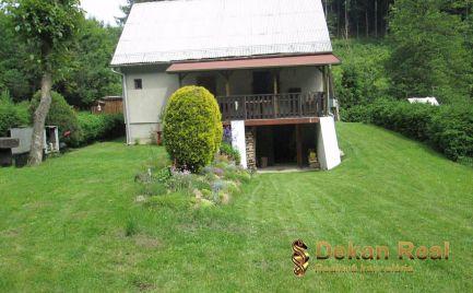Predaj 4-izbovej chaty Trstín-Jablonica, Biela Hora
