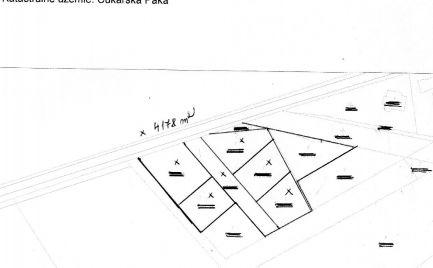 Zaujímavá ponuka! Predaj investičný pozemok, Čukárska Páka, na stavbu rodinných domov, bytoviek