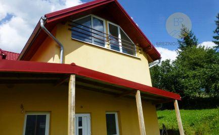 Dom s čiastočnou rekonštrukciou vhodný na podnikateľské účely