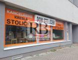 Obchodné priestory, Mierová ul. Bratislava II
