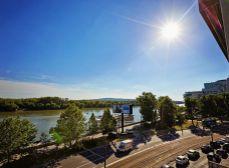 2 izbový byt Zuckermandel s priamym výhľadom na Dunaj