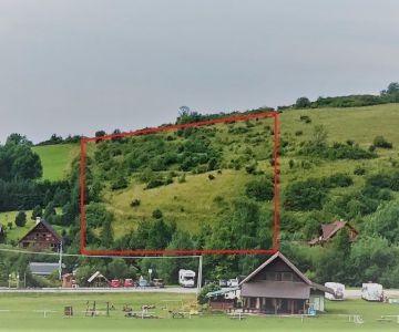 Pozemok určený na rekreačnú výstavbu - Prosiek