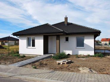 Kvalitný 4-izbový rodinný dom v príjemnej lokalite