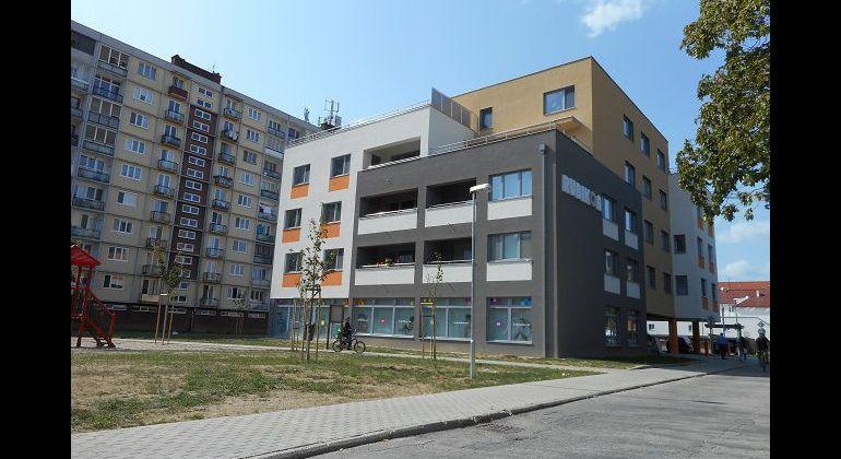 Prenájom 2-izb. bytu v novostavbe RUBIKON, 28.októbra