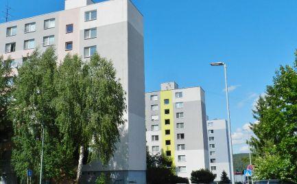 REZERVOVANÉ - Jednoizbový byt, Žiar nad Hronom, Etapa