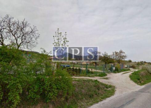 Pozemok Štitáre 1107 m2, okr.Nitra; VK 37