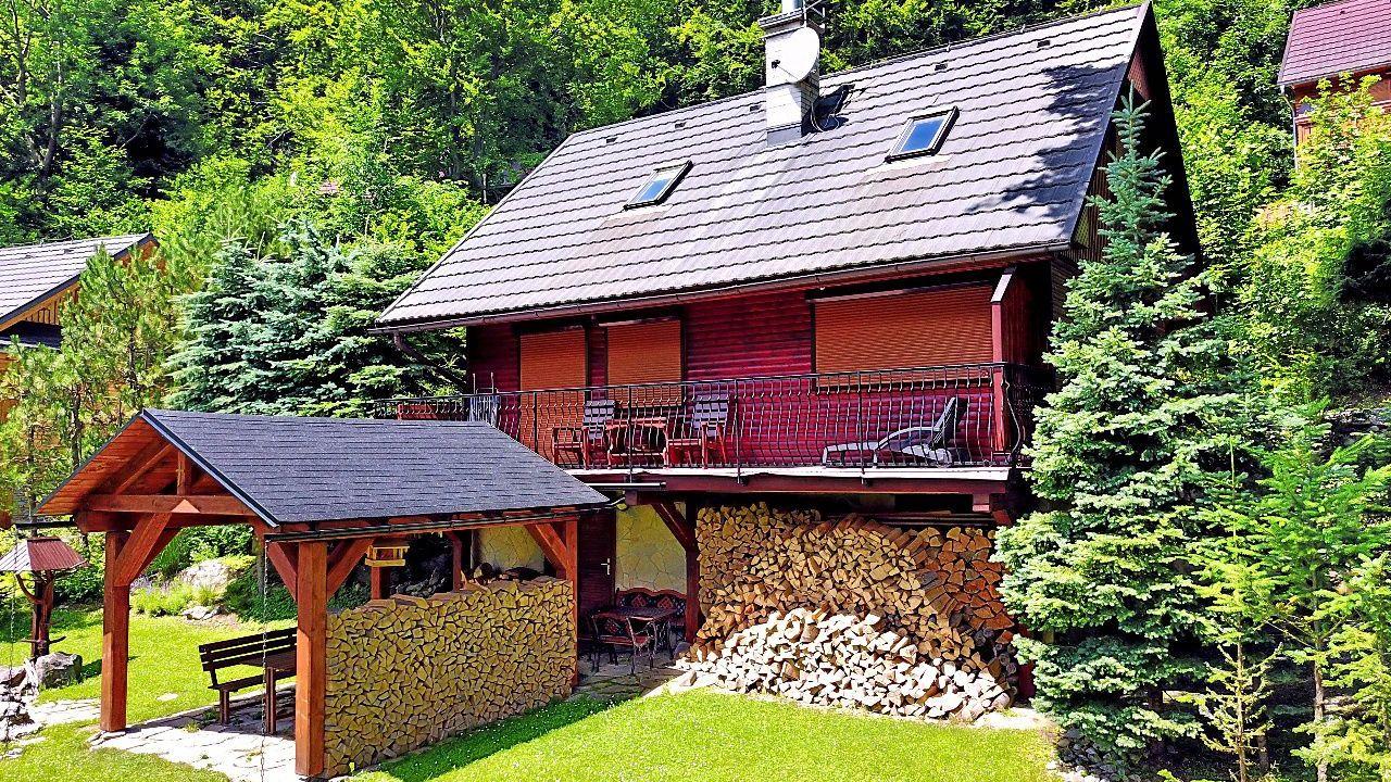 Úvod Predaj Chaty a rekreačné objekty Žilina Predaj Chaty a rekreačné  objekty Terchová chata na Predaj Terchová d27f1a3d435