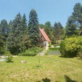 Chata s veľkým pozemkom 1600m2, okr. Púchov