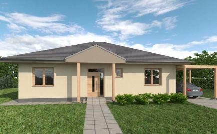 4 izbová novostavba s terasou len 5 km od Nitry, Pohranice