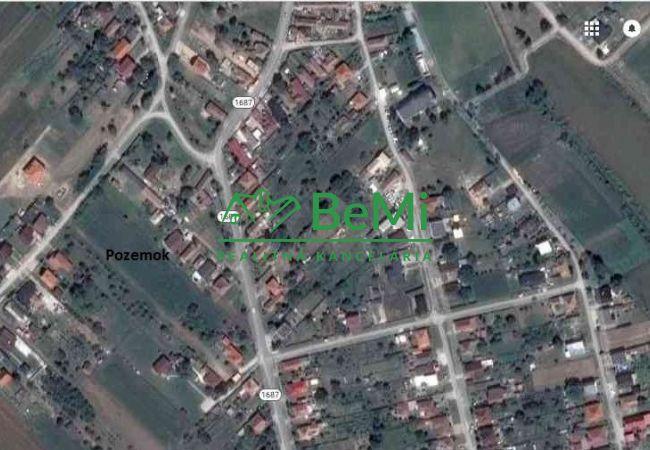 Stavebný pozemok Svätoplukovo (985-14-RP)