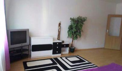 Na prenájom slnečný 1-izbový byt v novostavbe, Petržalka