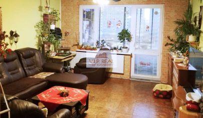 NA PREDAJ 3-izbový byt, 76m2, Jasovská, Petržalka
