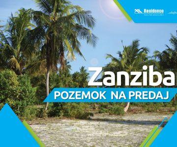 Lukratívny pozemok na predaj Zanzibar - Tanzánia