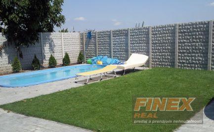 RD vo Vieske aj s bazénom