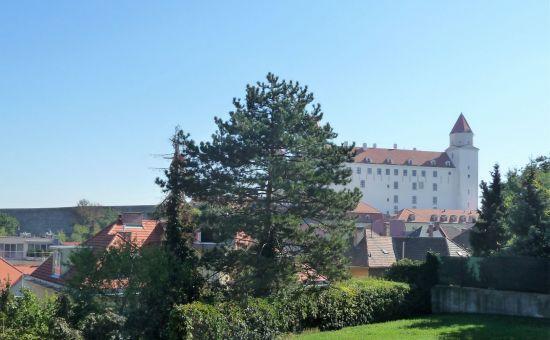 ARTHUR – Exkluzívny STAVEBNÝ POZEMOK – Bratislavský Hrad