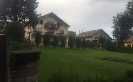 Stavebný pozemok, Tatranská Štrba, okres Poprad 684 m2