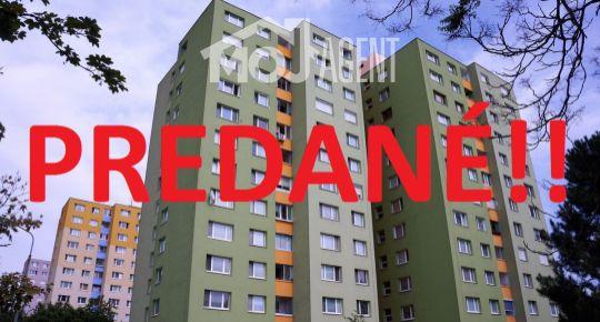 Na predaj zariadený 3-izbový byt, ul. Osuského, Petržalka