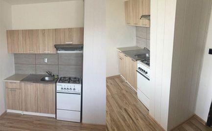 PÚCHOV - 1 izbový Veľkometrážny byt / Širšie centrum / čiastočná rekonštrukcia / IBA U NÁS !!!