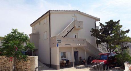 Apartmanový dom na ostrove PAG