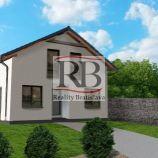 Rozostavaný dom na predaj v Jarovciach