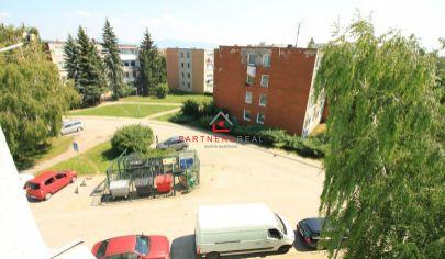 Pražský 3 izbový byt,55m2,bez loggie, Košice-Západ, Trebišovská