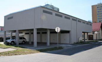 Garáž na predaj v novom garážovom dome na Nábreží Dr.A.Stodolu - Liptovský Mikuláš